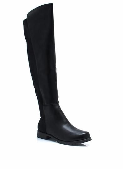 Stuart Weitzman over the knee boots бофорты