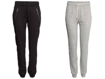 sweatpants from H&m